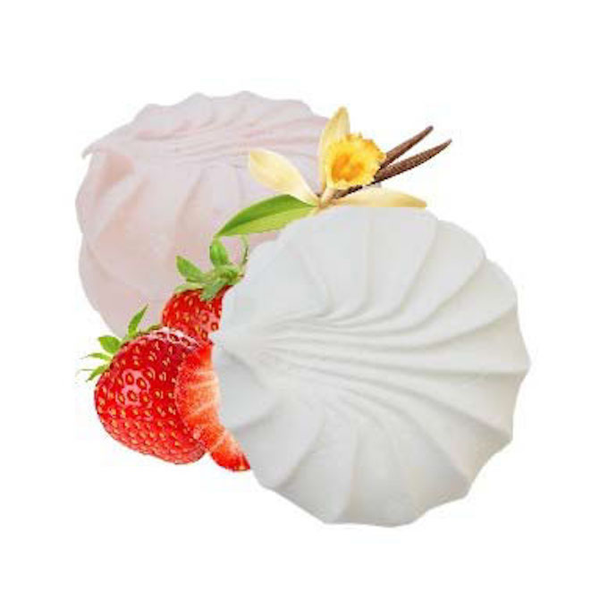 Зефир Бело‐розовый «Новый»