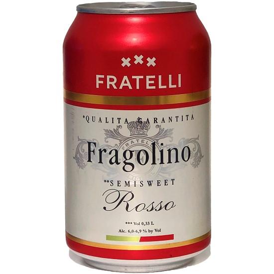 FRATELLI  FRAGOLINO  ROSSO