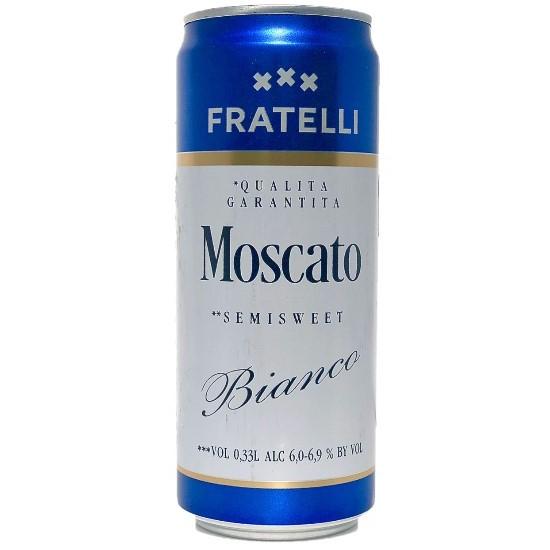 FRATELLI MOSCATO BIANCO